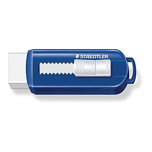 Staedtler 525 PS1 pyyhemuovi mekanismilla sininen