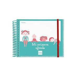 Agenda infantil Finocam - día página -160 x 130 mm - castellano