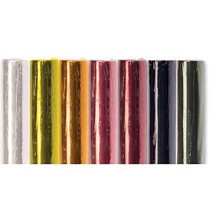 Rollo de 25 pliegos de papel celofán Sadipal- 500x650mm - 30 g/m² - rojo