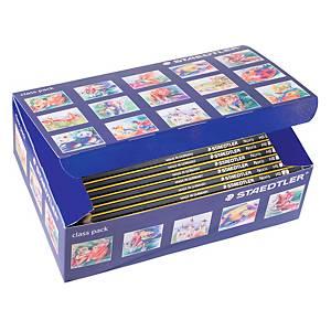 Pack de 144 lápices Staedtler Noris 120-2 HB