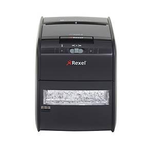 Destruidora de papel Rexel Auto+ 60X  - corte transversal