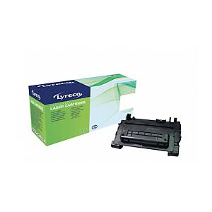 Lyreco HP CE390A Compatible Laser Cartridge - Black