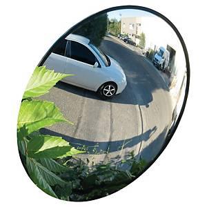 Miroir de sécurité pour l intérieur Viso, rond 330 mm,1,6 kg