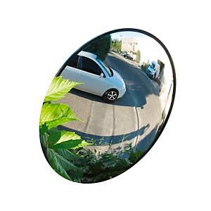 Sicherheitsspiegel Viso Miroir, rund, aus Glas, 330mm