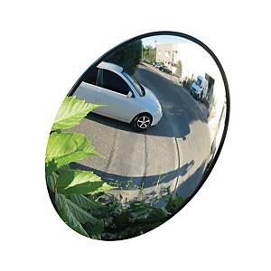 Specchio segnaletico in vetro Viso 33 cm