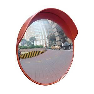 Specchio segnaletico in policarbonato Viso 60 cm