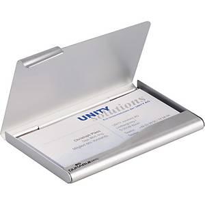 Durable käyntikorttikotelo hopea