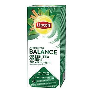 Lipton vihreä pussitee Green Orient, 1 kpl=25 pussia