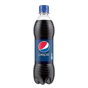 Pepsi 0,5L, 1 kpl=24 pulloa