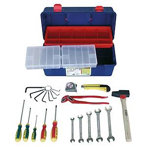 TOOL BOX 22 PIECES