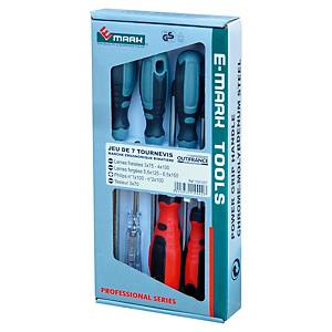 7-PIECES SCREWDRIVERS SET