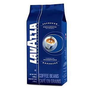 Zrnková káva Lavazza Pienaroma, 1 kg