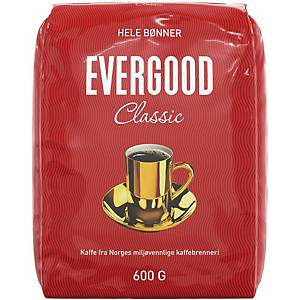 EVERGOOD WHOLE BEANS 600G