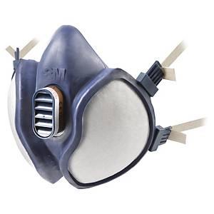 Halvmaske 3M 4251, med filter, FFA1P2 RD