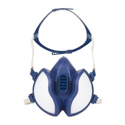 3f9088945e10fe Demi masque anti gaz 3M FFABEK1P3R D 4279 à filtres intégrés  réutilisable+F5 F6