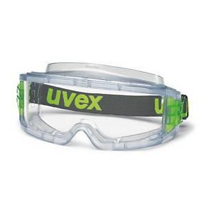 uvex ultravision kosárszemüveg, átlátszó