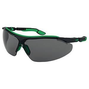 UVEX I-VO 9160 hegesztő védőszemüveg, fekete/zöld