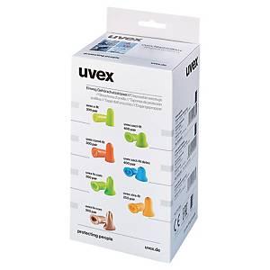 Bouchons d oreilles Uvex Com-4 Fit - 33 dB - 300 paires