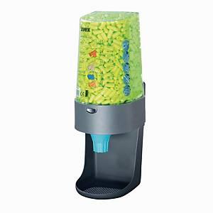 Dispenser da parete Uvex X-fit One 2 click per inserti auricolari monouso