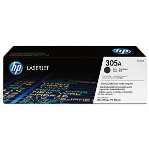 Toner HP CE410A, Reichweite: 2.090 Seiten, schwarz