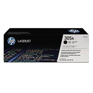 HP CE410A 레이저 토너 카트리지 검정