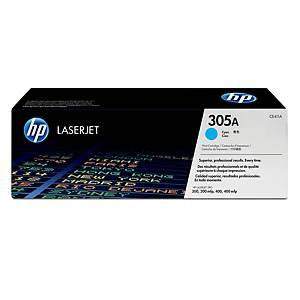 Toner HP CE411A, 2600 Seiten, cyan