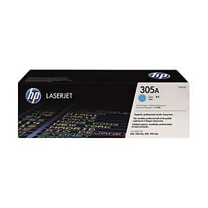 HP CE411A 鐳射碳粉盒 藍色
