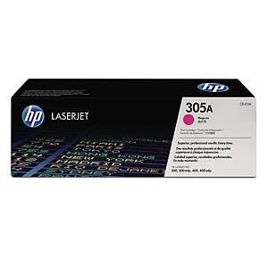 HP CE413A 레이저 토너 카트리지 빨강