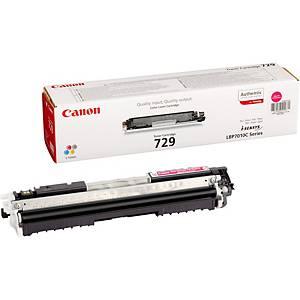 Canon 729 M Toner Cartridge Magenta