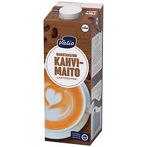 Valio kahvimaito laktoositon UHT 1L