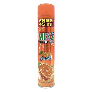MIXZ Air Refresher Spray Orange 365 ml