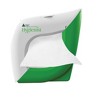 BJC HYGIENIST LEAF  ล่กองใส่กระดาษเช็ดปากป๊อปอัพ เขียว