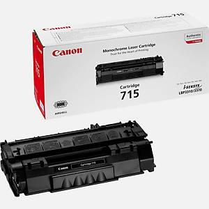 Canon 715 Toner Cartridge Black