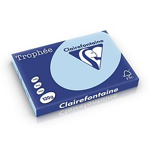 Trophée 1348 colored paper A3 120 g blue - pack of 250