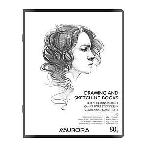 Splendid cahier de dessin A5 40 feuilles