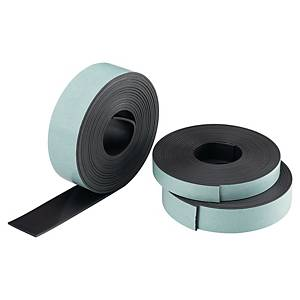 Magnetband Legamaster, 12,5 mmx3 m, selbstklebend