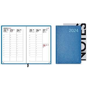 CC 4601 Date taskukalenteri 2021 82 x 123 mm sininen