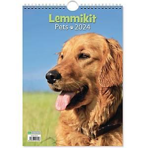 CC 5671 Lemmikit seinäkalenteri 2021 232 x 325 mm