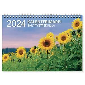 CC 5501 Kalenterimappi seinäkalenteri 2021 250 x 350 mm