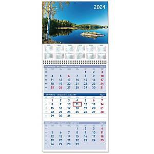 CC 5101 Triplanner suuri seinäkalenteri 2021 297 x 397 mm