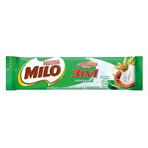 MILO เครื่องดื่มมอลต์รสช็อกโกแลต 3IN1 30 ซอง