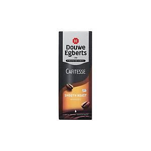 Douwe Egberts Cafitesse Smooth Roast koffiebonen voor automaat, pak van 1,25 l