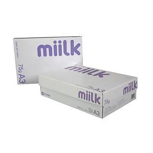 RM250 MILK PAPER A3 75G WH