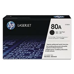 HP CE280A LASERJET CART BLK
