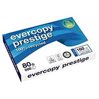 Evercopy Prestige Recycled Paper A3 80 gsm White - 1 Ream of 500 Sheets