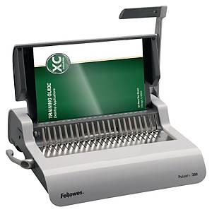 Fellowes Pulsar+ comb binding machine - perforation 22 pages