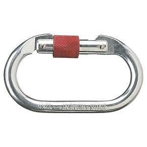 Delta Plus AM002 snap hook with carabiner and screw