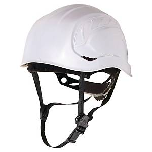 Delta Plus Granite Peak mountaineer style safety helmet white