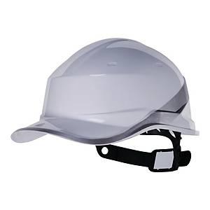 Hełm ochronny DELTA PLUS BASEBALL DIAMOND V, biały