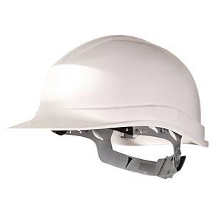 Casque de sécurité Deltaplus Zircon 1 - serrage glissière - blanc